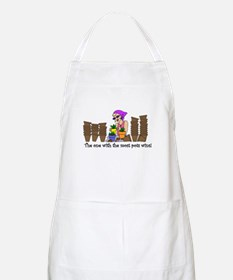 One With Most Pots Wins! BBQ Apron