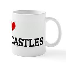 I Love CRYSTAL CASTLES Mug