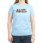 As merry as a cricket Women's Pink T-Shirt