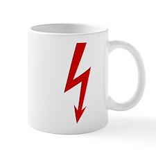 Red flash Mug
