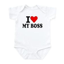 I love my boss Onesie