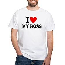 I love my boss Shirt