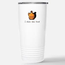 I shot the food Thermos Mug