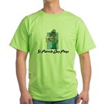 St. Patrick's Day Pimp Green T-Shirt