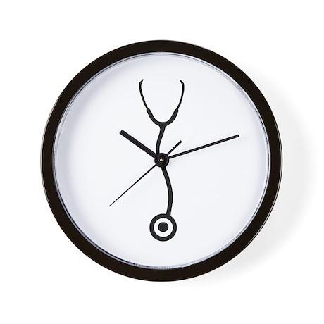 Stethoscope - Doctor Wall Clock