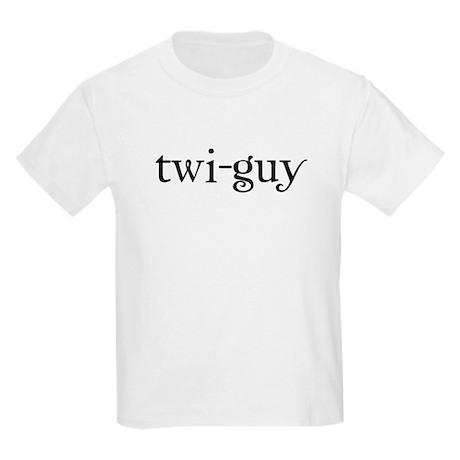 Twilight Twi-Guy Kids Light T-Shirt