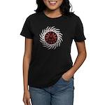 Tribal Triangle Women's Dark T-Shirt