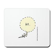 Cool Buckles Mousepad