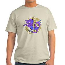 Celtic Hippocampus 1b T-Shirt