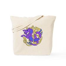 Celtic Hippocampus 1b Tote Bag