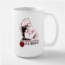 Information Security Large Mug