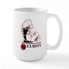 Information Security Mug