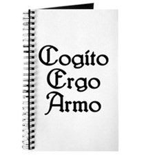 Cogito Ergo Armo Journal