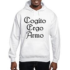 Cogito Ergo Armo Hoodie