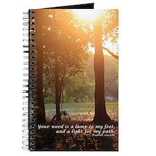 Psalms 119:105 Journal