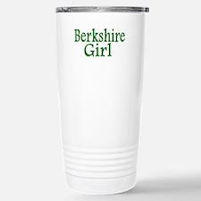 Berkshire Girl Stainless Steel Travel Mug
