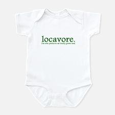 Locavore Infant Bodysuit