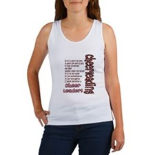 Become a Cheerleader Women's Tank Top