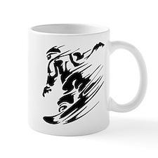 SNOWBOARDING Mug