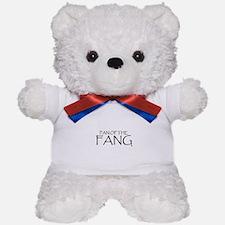 Fan of the Fang Teddy Bear