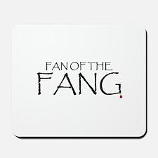 Fan of the Fang Mousepad