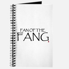 Fan of the Fang Journal
