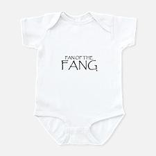 Fan of the Fang Infant Bodysuit