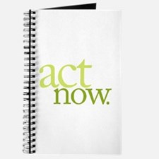 Act Now Journal