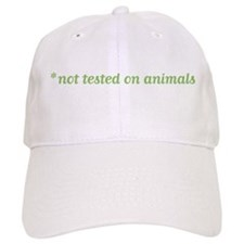 Not Tested on Animals Baseball Cap