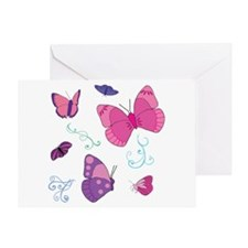 Butterfly Love 2 Greeting Card