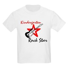 Kindergarten Rock Star T-Shirt