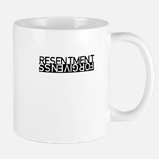 Resentment vs Forgiveness T-S Mug