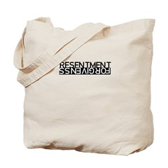 Resentment vs Forgiveness T-S Tote Bag