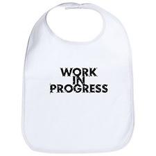Work in Progress T-Shirt Bib