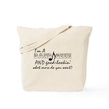 I'm A Band Geek... Tote Bag