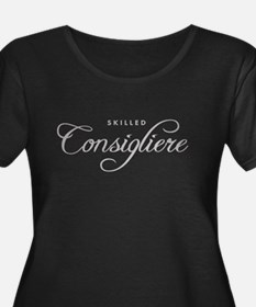 Skilled Consigliere Plus Size Dark T-Shirt