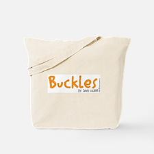 Buckles dog Tote Bag