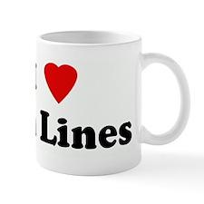 I Love Tan Lines Mug