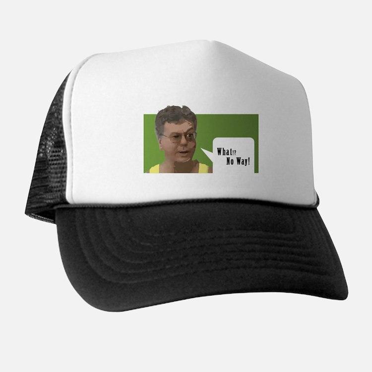 Cute Male Trucker Hat