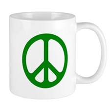 Green CND Mug