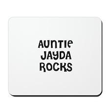 AUNTIE JAYDA ROCKS Mousepad