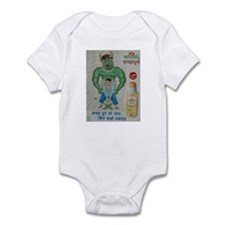 Unique Awesom Infant Bodysuit