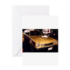 1977 Ford Pinto Greeting Card