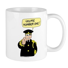 Youre Number One! Mugs