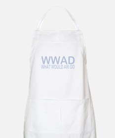 What Would Ari Do BBQ Apron