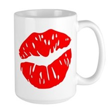 Lips - Kiss Mug