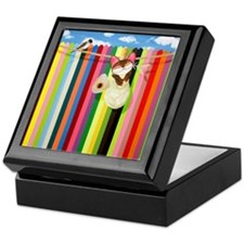 Over the Rainbow Keepsake Box