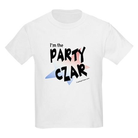 Party Czar Kids Light T-Shirt