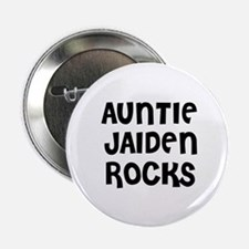 """AUNTIE JAIDEN ROCKS 2.25"""" Button (10 pack)"""