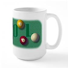 Billiards Ceramic Mugs